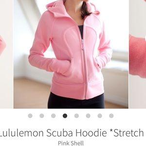 🌸Lululemon gorgeous scuba hoodie like new!!🌸